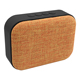 Fabric digital radio usb microphone mini fm radio wireless speaker portable music gift