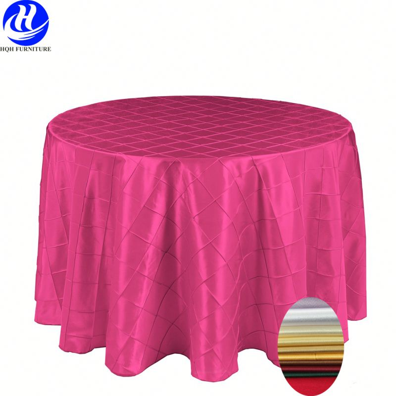 Commercial Restaurant table linens and chair covers with cushion