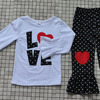 Toddler Girls Valentine S Outfits LOVE