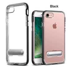 China light weight plastic assesories cellphones holder blank cell phone TPU PC clear case for apple iPhone X 8 7 6 6S Plus
