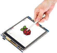 320 * 240 TFT Lcd SPI Interface Display Module 3.2 Touchscreen + Stylus Support Raspberry Pi 2 Pi 3