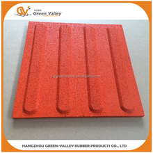 Easy to install outdoor Rubber Blind tracks brick