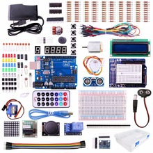 ULTIMATE Arduino R3 Starter Kit for UNO R3 Keypad RTC LCD 1602 Relay