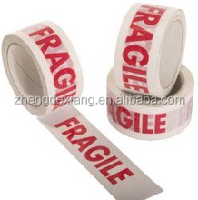 FRAGILE Printed Packaging Tape