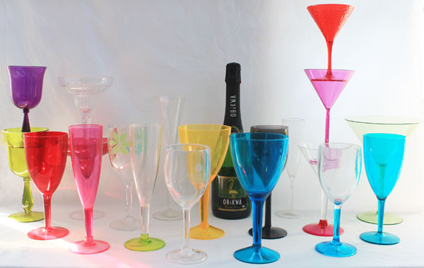 Unbreakable Colored Wholesale Plastic Wine Glass Buy