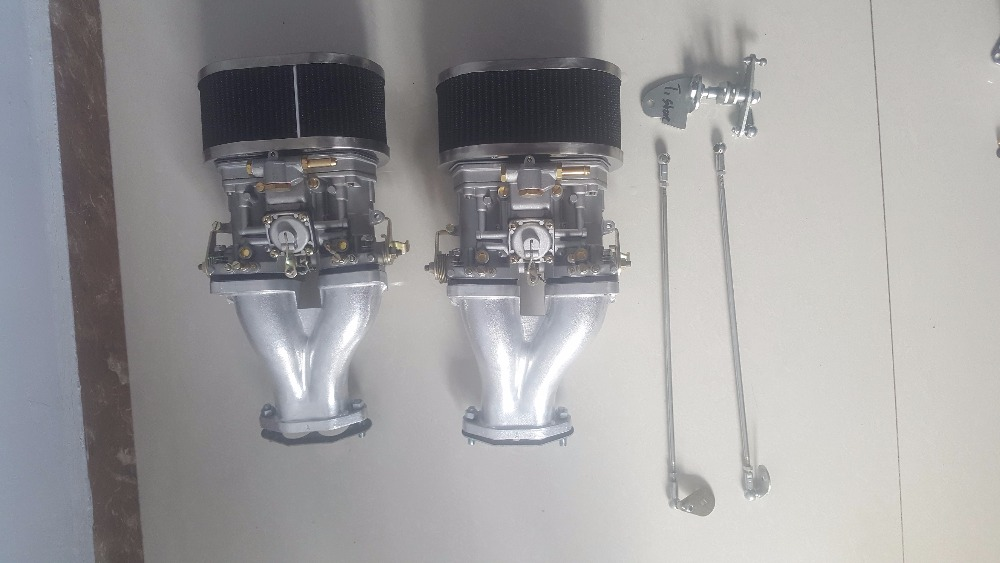 VW TYPE 4 FAJS HPMX WEBER IDF DUAL 48mm CARB KIT