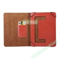 2015 Wholesale Price Wallet Style Flip Leather Universal Tablet Case for 10.1 inch etc Tablet PC