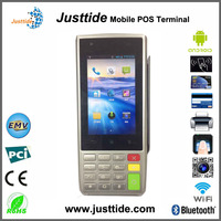 Justtide Mobile Handheld Android POS Factory, POS System, POS Software