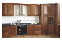 All Wood Maple Honey Natural 10x10 Kitchen Cabinets
