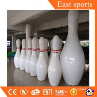 Factory Wholesale Inflatable sport games Human Bowling Ball