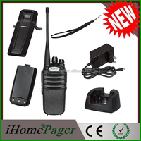 High Quality Handheld Digital Long Distance Two Way Radio 10W
