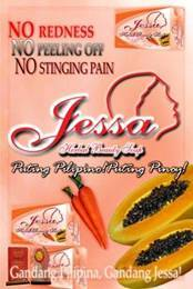 Jessa Carrot Papaya Beauty Soap