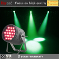 China19x15w 4in1 dmx led rgbw zoom par can dj effect light with 9Channel
