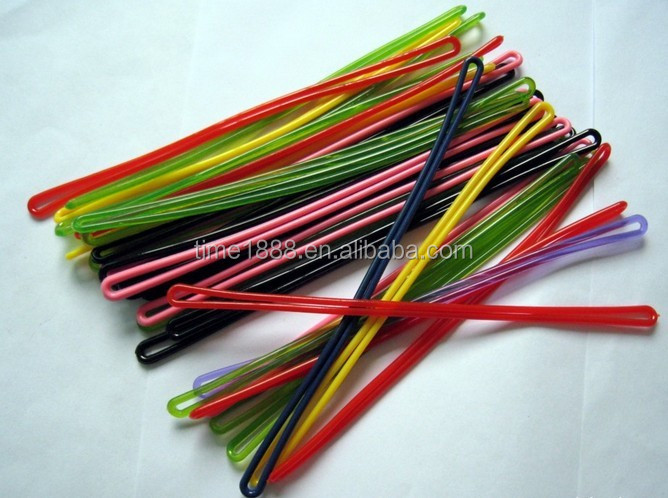 high quality custom colorful plastic rope