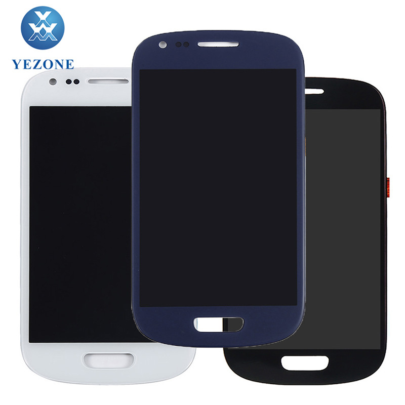 14 Years Professional Touch Screen Display Replacement LCD For Samsung Galaxy S3 Mini i8190 LCD With Digitizer