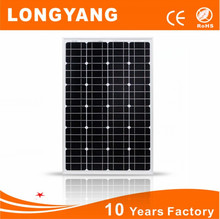 12V 100W 150W 250W , 300W 4BB solar cell high efficiency A grade PV Solar panel manufacturer for 11 years