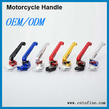 cnc adjustable motorcycle brake clucth lever