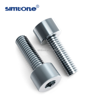 DIN912 Stainless Steel Fastener Hexagon Socket