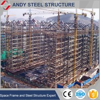 prefabricated steel structure residential steel building