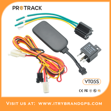 auto motor gps tracker with ACC checking, cut off oil and power