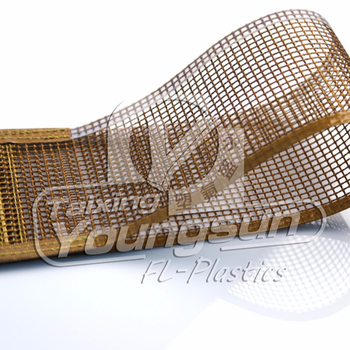 4*4mm PTFE Coated Fiberglass Mesh Belt
