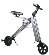 Electric zappy 3 wheel 500W electric zappy scooter CE handicapped scooter with seat basket