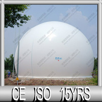 CE Certificated Double Membrane Gas Holder