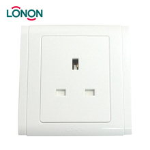 Safe Sustainable AC Socket 3 PIN 13A Socket Outlet
