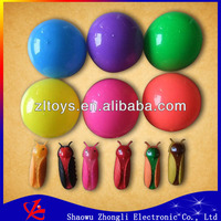 bulk vending toy capsule factory cheap small plastic egg capsule toy/plastic promotion items