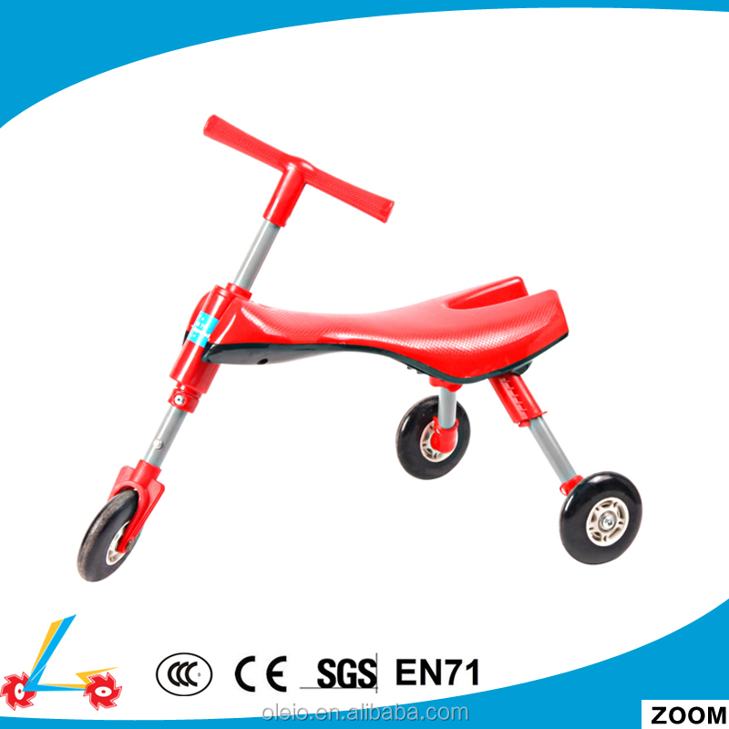 Kids ride on foot cars toy for wholesale,Cheap no electric baby scooter ride on car with the foot step for kids