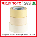 Industry Use Creped Paper Rubber Adhesive Tape Masking Tape