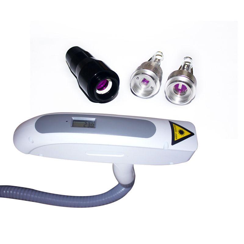 skin rejuvenation beauty equipment that true color LCD Screen