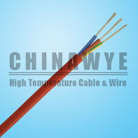 Silicone 3 Core Cable