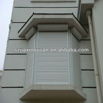 Motorized Aluminum Exterior Window Shutter Buy Exterior Window Shutter Aluminium Roller