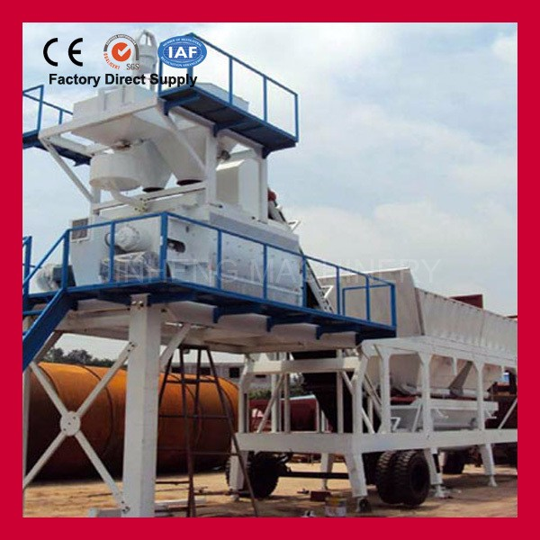 30m3/h dragging cement mixing statons
