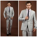 2015 latest design clothing 2 piece coat pant men suit
