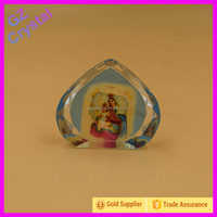 Unique Glass Material Islamic Muslim Religious Gifts