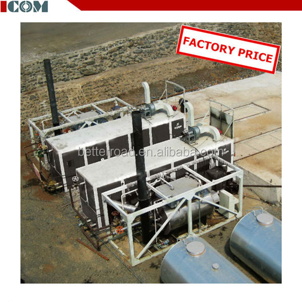 drummed asphalt melting machine be in great demand