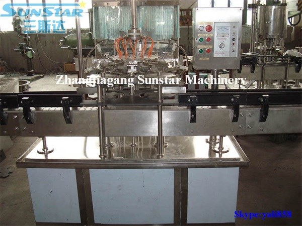 Hot sale 2000-4000bph small business bottled machinery required for mineral water plant