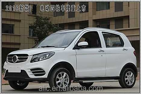 Lithium battery electric SUV,4 door