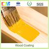 Waterbased Polyurethane Two Component Wood Topcoat Finish Paint