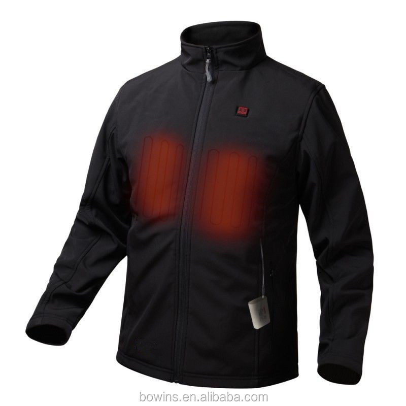 Wholesale fashion Windproof Battery Heated Electric motorcycle jacket / electric motorcycle clothing / motorbile clothing china