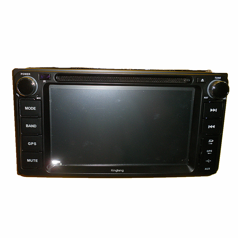 "6.2"" Touch Screen Car DVD For Toyotaa Chaplet EX"