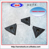 CNC machine carbide turning inserts plates ZCC TNMG160404-DM, ISO turning inserts, turning Tools