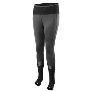 Mesh stitching sports gym running tight-fitting quick-drying yoga pants leggings