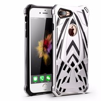 Oem Shockproof Mobile Accessories Shell Fashion Design Armor TPU PC Smartphone Cover Cell Phone Case For Iphone6 6Plus