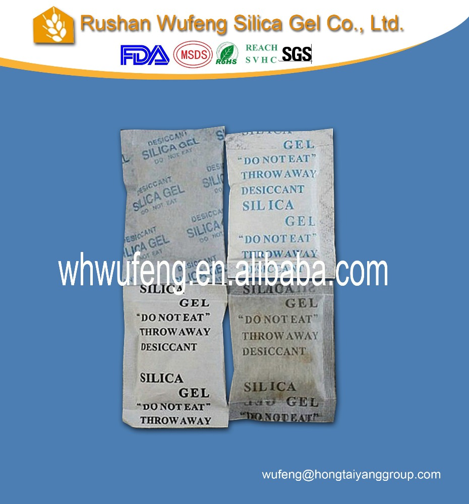 dupon dessicant sachet silica gel packet