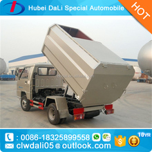 HOT HOT New DesignFoton Forland Mini Sealed dump garbage truck capacity for sale