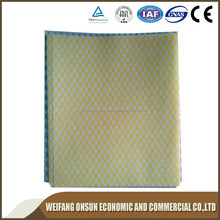 White soft chemical bonded nonwovens fabric for Interlining in Garment Industry