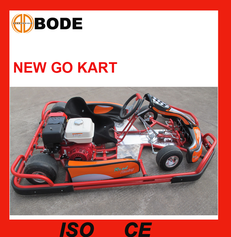 New Thicker Frame 200cc/270cc Racing Carting Car with Safety Bumper
